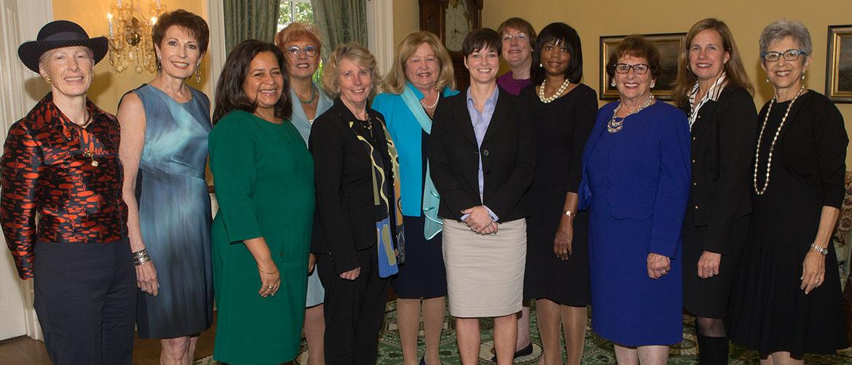 Pennsylvania s 2016 Distinguished Daughters